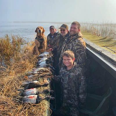 Take a kid hunting, wisconsin