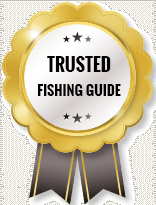 Fishing Guide Service Badge