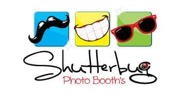 Shutter Bug Booths Logo Design