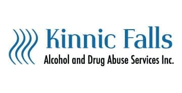 Kinnic Falls Logo Design